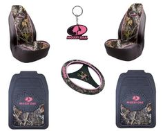 Mossy Oak Seat Covers For Her Seat Covers
