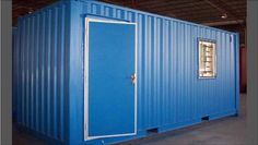 ideas for using shipping containers as houses Moving Containers, Storage Containers, Shipping Containers For Sale, Shipping Container Homes, Tall Cabinet Storage, Locker Storage, Corten Steel, Storage Spaces, House Design