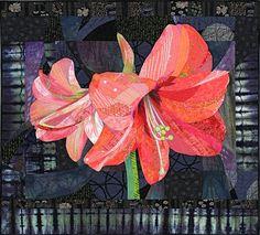 """Amarylis"" by Ruth B. McDowell 2014"