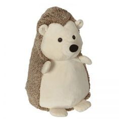 Hedley Hedgehog Buddy is one sweet huggable buddy! Self-contained stuffing pods for the head and belly are removable through a hidden zipper on the bot Embroidery Blanks, Machine Embroidery Patterns, Personalised Teddy Bears, Plush Animals, Stuffed Animals, Crafty Craft, Boutique, Softies, Toys