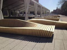 The Plaza at Harvard University, Cambridge USA, Stoss Landscape And Urbanism, Urban Landscape, Landscape Design, Urban Furniture, Street Furniture, Pvc Furniture, Furniture Market, Furniture Stores, Urban Design