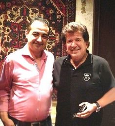 Mohamed Dekkak (Founder and Chairman of Adgeco) with Lebanese Singer Walid Toufic  Read More: http://adgeco.com/mohamed-dekkak-with-lebanese-singer-walid-toufic/
