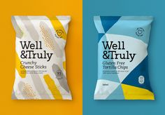 Midday - Well & Truly #packaging #design #diseño #empaques #embalagens #дизайна #упаковок #パッケージデザイン #emballage #worldpackagingdesign #bestpackagingdesign #worldpackagingdesignsociety