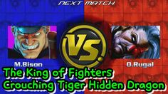 [Mugen] The King of Fighters Crouching Tiger Hidden Dragon
