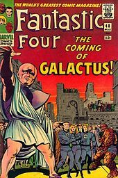 First appearanceThe Fantastic Four #1 (November 1961)Created by Stan Lee Jack Kirby