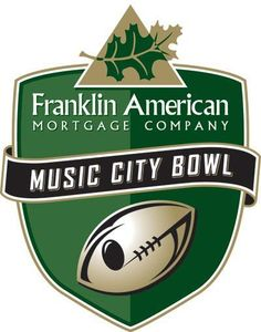 The Franklin American Mortgage Music City Bowl will host LSU and Notre Dame on December 30, 2014 at LP Field. Kickoff is at 2 p.m. #NashvilleNYE