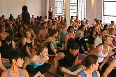 Urban Flow Yoga in Soma- If you like yoga then check this place out!  It can get pretty crowded but is well worth it.  A great experience.