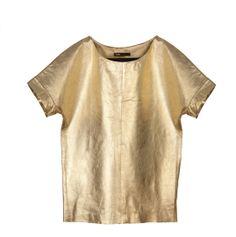 Maje http://www.vogue.fr/mode/shopping/diaporama/cadeaux-de-noel-gold-fever/10806/image/649167#maje