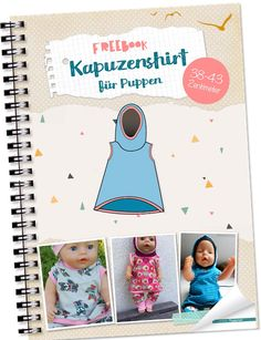 Lybstes Puppenset mit FREEBOOK