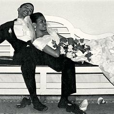 Barack and Michelle. Adorable.