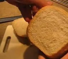Homemade Country White Bread Using A Bread Maker recipe from ifood.tv. I don't think you could ever get tired of fresh, warm bread from the oven and this easy Country White Bread re