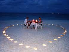 Resultado de imagen de sitios romanticos