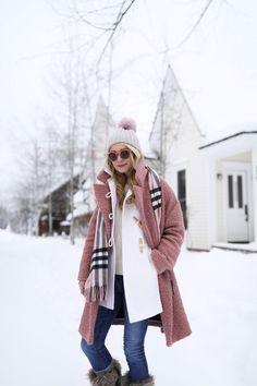 Aspen Outfit // fashion ideas, winter cozy outfit, burberry blair eadie atlantic-pacific blogger