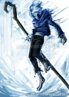 Rise of the Guardians: Jack Frost by *Digimitsu on deviantART