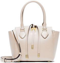 Michael Kors Miranda Extra-Small Tote Bag, Vanilla