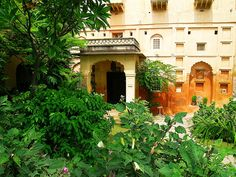 Neemrana - Situated at a 3 hours drive from the capital of India, Neemrana Fort Palace in Rajasthan is one of the many forts and heritage properties that are slowly being converted into luxurious and boutique…