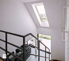 Schody styl Nowoczesny - zdj�cie od DOMY Z WIZJ� - nowoczesne projekty dom�w