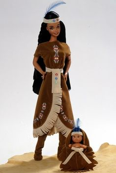 1996 American Indian Barbie® | Barbie American Stories Collection *WORLD CULTURE