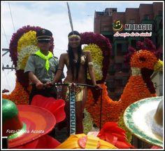 Desfile Nacional del folclor