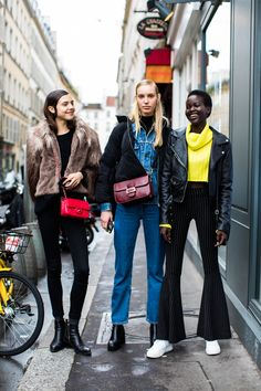 Street style Fashion Week haute couture printemps ete 2018 Paris 53
