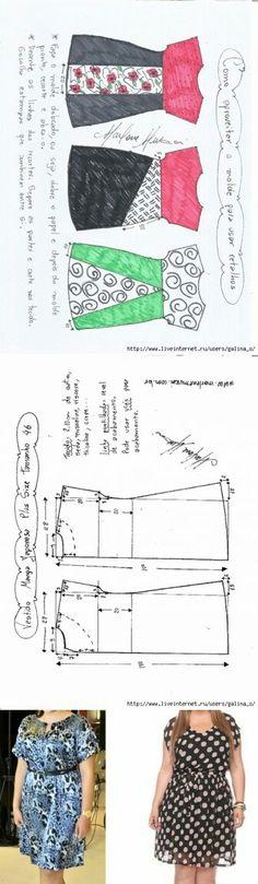Sewing Dress...<3 Deniz <3