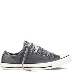 acf329280a5c Converse - Chuck Taylor All Star Black Wash -Thunder - Low Top Converse  Chuck Taylor