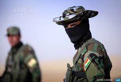 kurdish peshmarga - kurdish Army