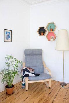 Inspiration Fur Die Wg Zimmer Einrichtung Sofa Kleines Regal Mit