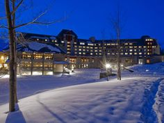 The Hotel Alyeska features slope side accommodations with 304 rooms, three restaurants, spa, fitness center, pool and phenomenal views.