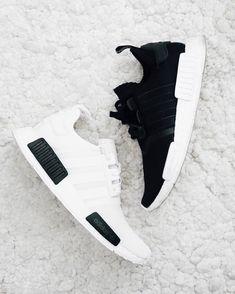 "promo code 456da fb941 unstablefragments2  ""Black White (via Kicksdailynz) "" Adidas Nmd r1, Adidas  Shoes Nmd"