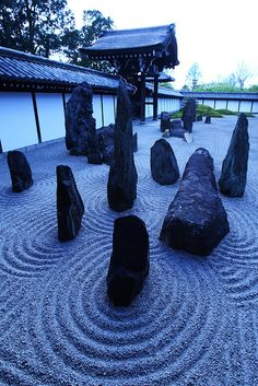 Zen Garden - Tofuku-ji temple, Kyoto, An ACM Group must-visit Japanese Landscape, Japanese Architecture, Japanese Gardens, Totoro, Places To Travel, Places To See, Japan Garden, Studio Ghibli, Turning Japanese