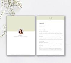 """Unsere Bewerbungsvorlage """"Minimal Office"""" in der Farbe Spring Green. Mit der stylischen Vorlage """"Minimal Office"""" wecken Sie zu 100 Prozent die Neugier aller Personaler. Sie erhalten von uns ein Deckblatt, Anschreiben, Lebenslauf, Motivationsschreiben. Die Datei bekommen Sie als fertige Pages- oder Word-Datei inklusive Platzhaltertext mit Hinweisen."""