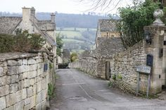 Painswick is a beautiful place to visit in England's Cotswolds
