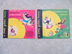 lot of 2 childrens LITTLE GOLDEN RECORDS with by OurVintageHouse, $13.00