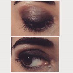 Yo, que hace unos meses me ponía las sombras de ojos con el dedo y usaba un solo color, llegar al punto en el que eres capaz de usar tres colores, varios pinceles y hasta eyeliner (sin torcerme mucho 😁) es todo un logro!! #maquillaje #makeup #belleza #beauty #cosmetica #cosmetics #estetica #eyeshadow #eyelashes #eyeliner #myeyes #eyelook #eyebrows #eyelashes #sombras #eyemakeup #makeuprevolution #instamakeup #photo #photooftheday