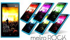 Metro^7, primera ROM para Lumia 710