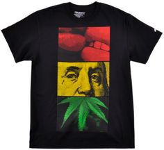 Trukfit P*ssy Money Weed Tee