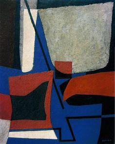 Abstract Composition  - Enrico Prampolini