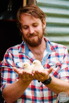 Paul West, host of River Cottage Australia on The Lifestyle Channel, invites us onto his farm and shares his paddock-to-plate philosophy. Country Boys Love, Country Life, River Cottage, Farm Life, Fuji, Dream Big, Invites, Life Is Good, Philosophy