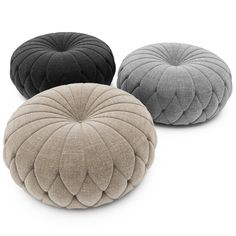 models: Other soft seating - Tufted Round Ottoman Home Decor Furniture, Sofa Furniture, Modern Furniture, Furniture Design, Furniture Stores, Plywood Furniture, Round Tufted Ottoman, Round Sofa, Ottoman Sofa