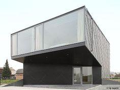 a f a s i a: Van De Voorde - Piffet Architecten
