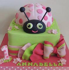 Lovely Ladybird Cake