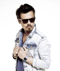 Erdem Kınay ; Age ; 36 From ;Turkey Genres ;Pop, pop rock, house, elektronik, elektropop.