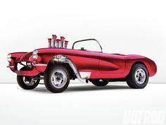 Corvette C1 Gasser