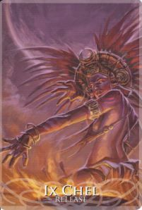 Ixchel in Goddesses&Sirens by Stacey Demarco&Jimmy Manton