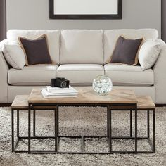 Found it at AllModern - Thornhill Nesting Coffee Table