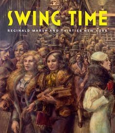 Swing Time Reginald Marsh New York City