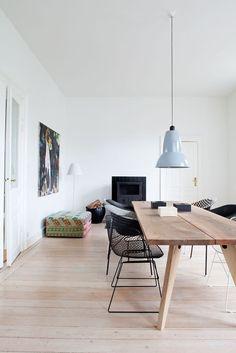 Da køkkenet flyttede ind i udestuen | Bobedre.dk