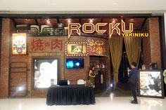 ROCKU Yakiniku (Japanese Restaurant) @Pavilion KL – buffet review