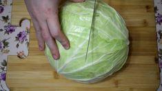 Новый Салат из Капусты! ЭТО ПРОСТО БОМБА!!! ОЧЕНЬ ВКУСНО!!! Medvedeva, Russian Recipes, Vegetarian Recipes, Cabbage, Food And Drink, Youtube, Stuffed Peppers, Vegetables, Health